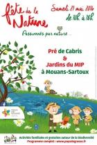 FÊTE DE LA NATURE 2016 MOUANS SARTOUX