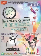 LE WEEK-END CIRCASSIEN ANTIBES JUAN LES PINS