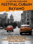 FESTIVAL CUBAIN BAYAMO LA SEYNE SUR MER