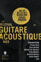 FESTIVAL DE GUITARE ACOUSTIQUE DE NICE NICE