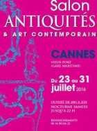SALON D'ANTIQUITÉ ET ART CONTEMPORAIN - ÉDITION D'ÉTÉ CANNES