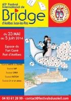 FESTIVAL INTERNATIONAL DE BRIDGE ANTIBES JUAN LES PINS