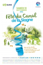 FÊTE DU CANAL DE LA SIAGNE MOUANS SARTOUX