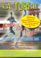 LA COURSE DU TROPHÉE LA TURBIE
