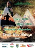 TRAIL DES BAOUS SAINT JEANNET