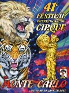 FESTIVAL INTERNATIONAL DU CIRQUE DE MONTE-CARLO MONACO