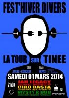 FEST'HIVER DIVERS 2014 LA TOUR