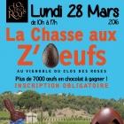 LA CHASSE AUX Z'OEUFS FRÉJUS
