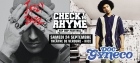 FESTIVAL CHECK THE RHYME 2016 - REPORTÉ NICE