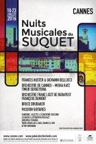 LES NUITS MUSICALES DU SUQUET CANNES