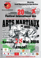 FESTIVAL INTERNATIONAL DES ARTS MARTIAUX NICE