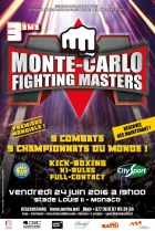 MONTE CARLO FIGHTING MASTERS MONACO