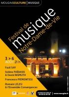FESTIVAL DE MUSIQUE NOTRE-DAME-DE-VIE MOUGINS