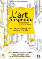 FESTIVAL L'ART SUSPENDU SANARY SUR MER