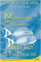 19ÈME KERMESSE AUX POISSONS THÉOULE SUR MER