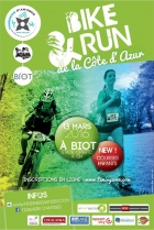 BIKE AND RUN DE LA CÔTE D'AZUR BIOT