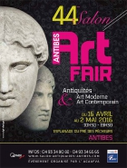44ÈME ANTIBES ART FAIR ANTIBES JUAN LES PINS