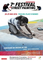 7E FESTIVAL INTERNATIONAL DE STREET PAINTING TOULON