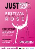 FESTIVAL JUST'ROSÉ SANARY SUR MER