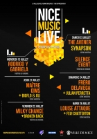 NICE MUSIC LIVE BY NICE JAZZ FESTIVAL - ANNULÉ NICE