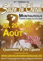 SALON CHEVAL NATURE ET TRADITIONS MONTAUROUX