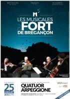 LES MUSICALES DU FORT DE BRÉGANÇON BORMES LES MIMOSAS