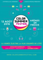 COLOR SUMMER FESTIVAL FRÉJUS