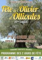 26EME FÊTE DE L'OLIVIER OLLIOULES