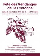 FÊTE DES VENDANGES DE LA FONTONNE ANTIBES JUAN LES PINS