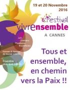 FESTIVAL VIVRE ENSEMBLE À CANNES CANNES