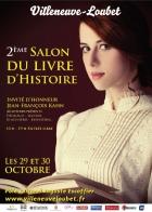 SALON DU LIVRE D'HISTOIRE VILLENEUVE LOUBET