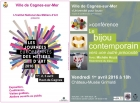 JOURNÉES EUROPÉENNES DES MÉTIERS D'ART CAGNES SUR MER