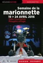 SEMAINE DE LA MARIONNETTE MOUGINS