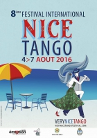 NICE TANGO FESTIVAL INTERNATIONAL 2016 NICE