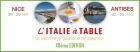 L'ITALIE À TABLE ANTIBES JUAN LES PINS