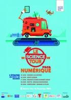 SCIENCE TOUR NUMÉRIQUE GRASSE
