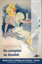 EXPOSITION DU COMPTOIR AU BOUDOIR GRASSE