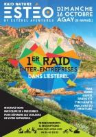 RAID ESTEO : RAID NATURE INTER-ENTREPRISE SAINT RAPHAËL