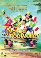 MONDIAL DE FOOTVOLLEY ANTIBES JUAN LES PINS