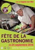 FÊTE DE LA GASTRONOMIE CAGNES SUR MER