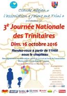 JOURNÉE NATIONALE DES TRINITAIRES LA TRINITÉ