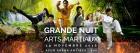 GRANDE NUIT DES ARTS MARTIAUX ANTIBES JUAN LES PINS