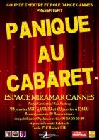 PANIQUE AU CABARET CANNES