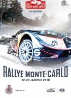 RALLYE DE MONTE-CARLO MONACO