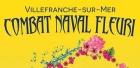 COMBAT NAVAL FLEURI DE VILLEFRANCHE LE 19 FÉVRIER 2018  VILLEFRANCHE SUR MER