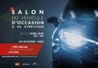 SALON DU VÉHICULE D'OCCASION AU M.I.N DE NICE LES 06 ET 07 OCTOBRE 2018 NICE