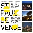 FESTIVAL DE SAINT-PAUL DE VENCE VENCE