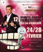 MONTE-CARLO FILM FESTIVAL DE LA COMÉDIE MONACO