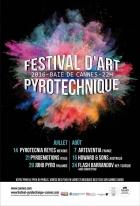 FESTIVAL D'ART PYROTECHNIQUE DE CANNES CANNES