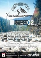 FÊTE DE LA TRANSHUMANCE ROUBION